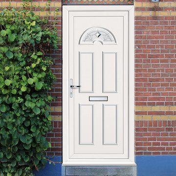 External Pvcu Lomond One Scala Door  - Lifestyle Image