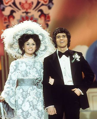 DONNY AND MARIE - TV SHOW PHOTO #A103