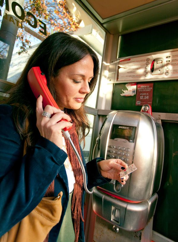 International Calling Codes: How to Dial to and from Europe & the US by Rick Steves | ricksteves.com
