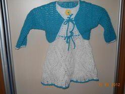 Śliczne sukienki na szydełku robię na wymiar - NOWE !!!!