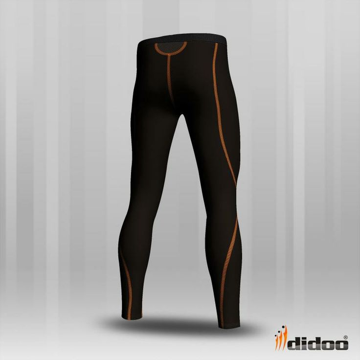 Ideal as a base layer or for training, Didoo Pants are a tight fit compression garment. All Season Compression Baselayer which keeps you cool when its hot and keeps you hot when its cool. The light and tight compression fit is built to move with you for zero distractions, while the breathable, low profile design fits cleanly under a uniform.