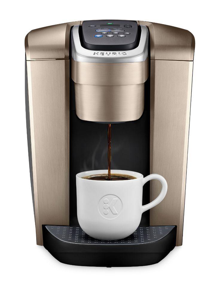 Keurig KElite, Single Serve KCup Pod Coffee Maker