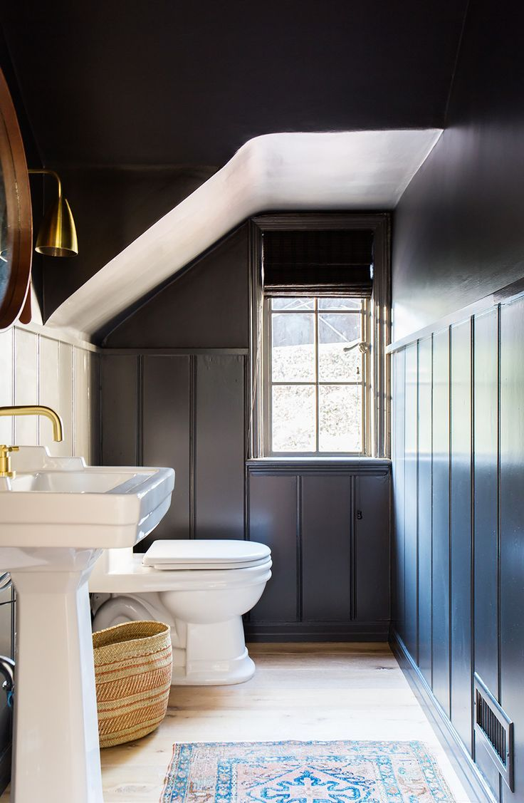 ideas for bathrooms decorating%0A The Best Small Bathrooms We u    ve Seen All Year via  MyDomaine