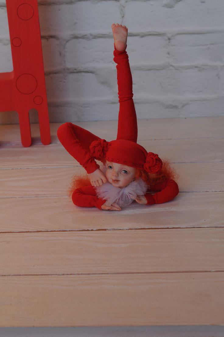 Circue Du Soleil/ Doll by Irina Shubina