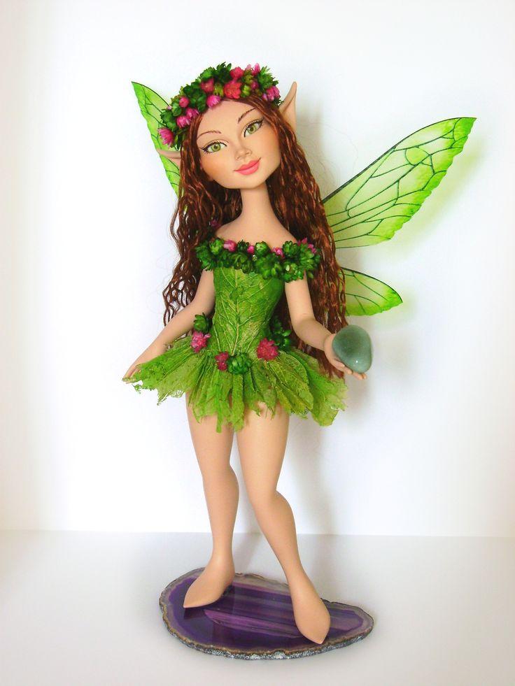 Fada, fairy, hada, fae, biscuit, doll, sculpture