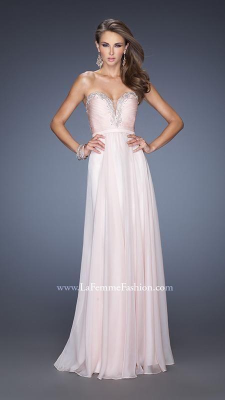 La Femme 20027 | La Femme Fashion 2014 - La Femme Prom Dresses - Dancing with the Stars