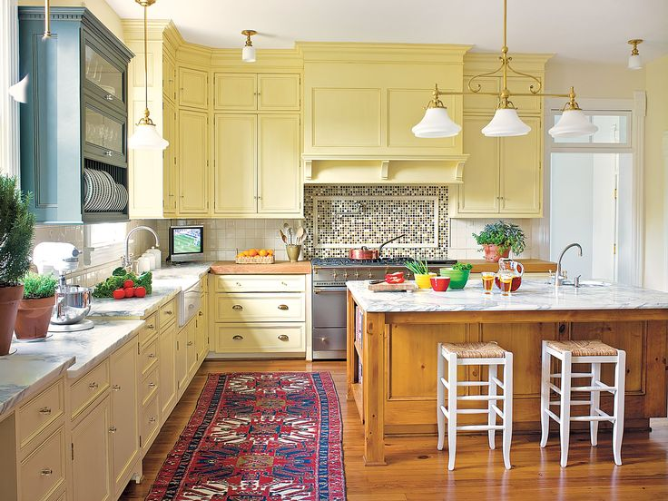 12 Best Yellow Kitchens Cottage Style Images On Pinterest | Yellow Kitchens,  Dream Kitchens And Colorful Kitchens