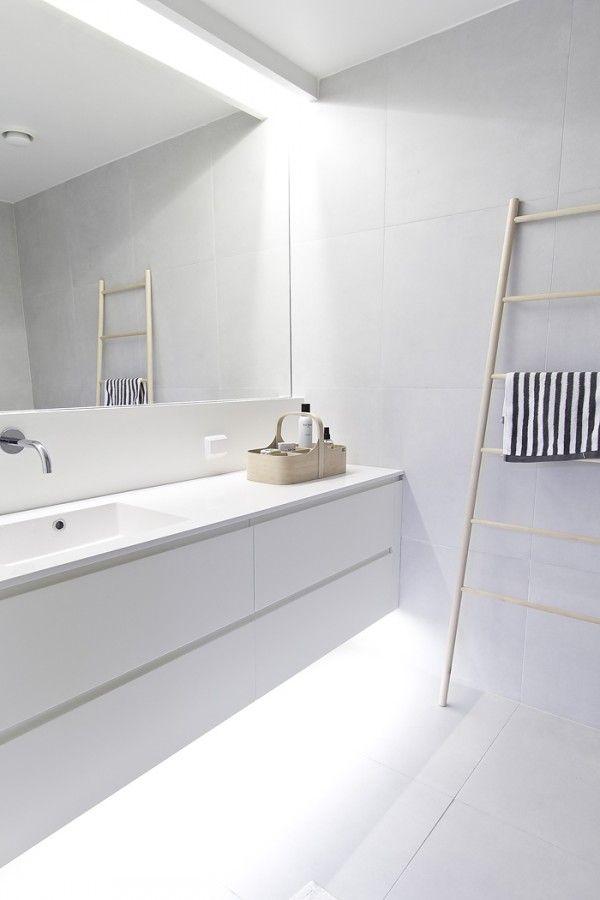 25 beste idee n over moderne badkamers op pinterest modern badkamerontwerp en design badkamer - Deco van badkamer design ...