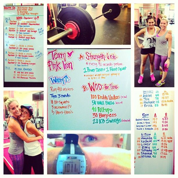 #pinkiron #crossfit #leanandmean AND #wod! Double #workout tonight! PR'd my #powerclean  #frontsquat @ 90 #  double #RX'd! Feeling   loving it alongside my girl @limor_  my #awesome #nephew Austin who cheered me on for 2 hours! #blessed  #lovemylife #sogladijustdidthat - http://www.girlsworkhard.com/pinkiron-crossfit-leanandmean-and-wod-double-workout-tonight-prd-my-powerclean-frontsquat-90-double-rxd-feeling-loving-it-alongside-my-girl-limor_-my-awes/