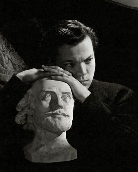 Sir Cecil Beaton, Orson Welles, Vanity, 1937