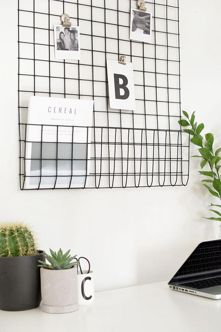DIY | storage grid | burkatron | DIY + lifestyle blog