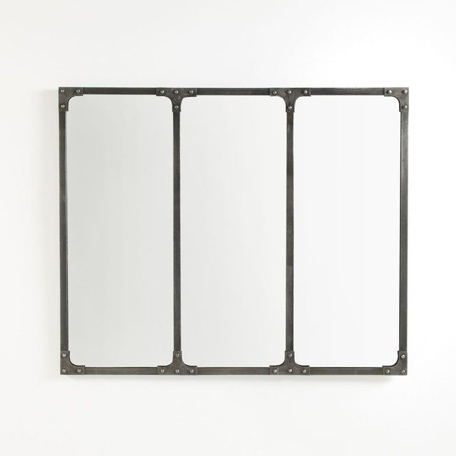 Les 25 meilleures id es concernant miroir industriel sur - Miroir a fixer au mur ...
