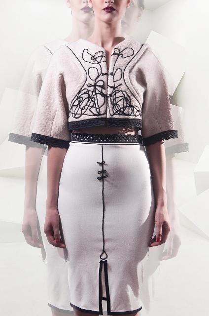 I just voted for Lorena Dumitrescu in the MUUSE x Vogue Talents competition! Vote and win a giftcard worth $500.