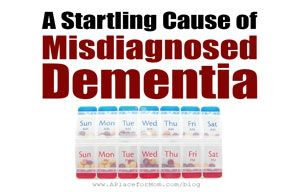 A Startling Cause of Misdiagnosed Dementia