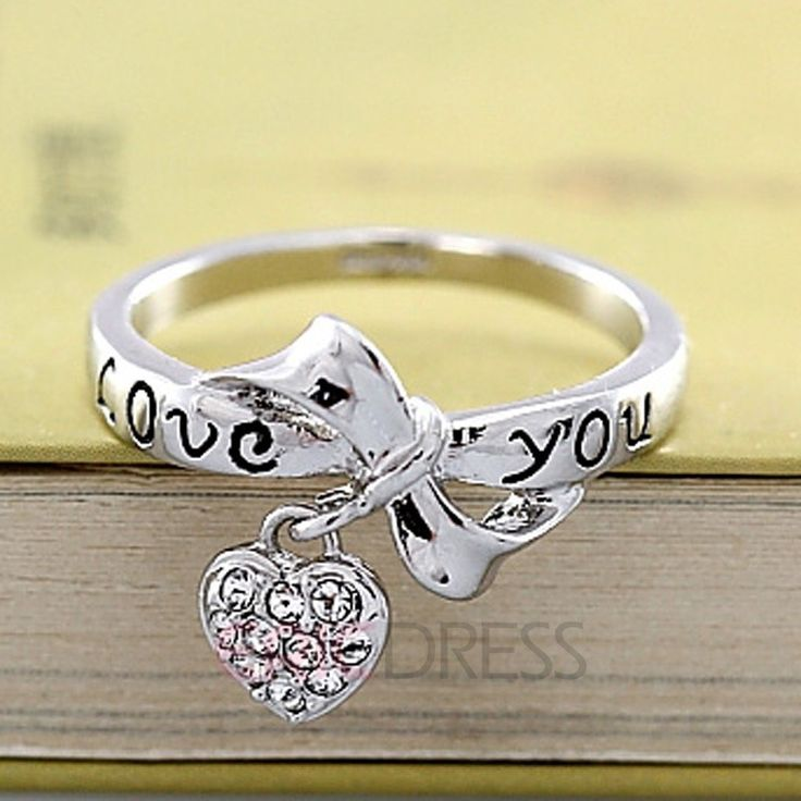 LOVE YOU Golden Bowkont Special Ring 2