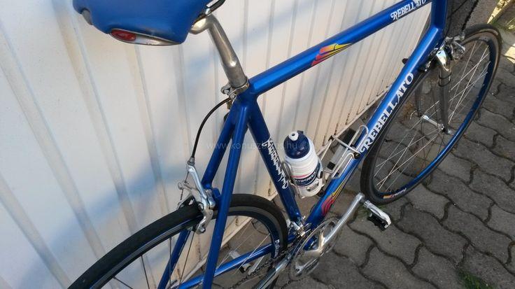Konuszbikes - Korábbi termékeink - Rebellato 58-as országúti kerékpár