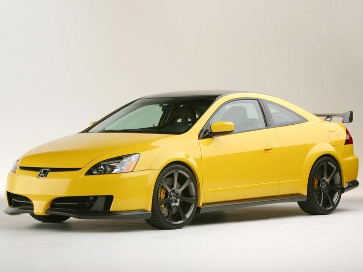 Honda Accord Coupe Concept (2002)