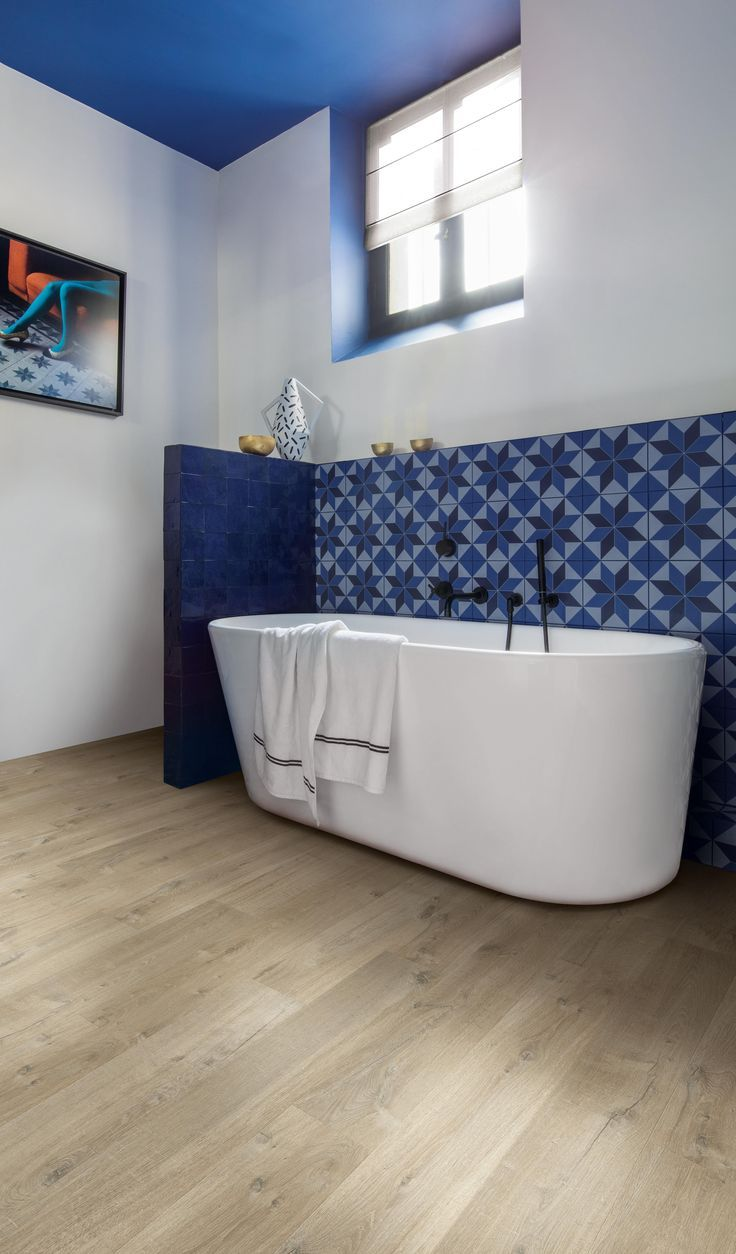 Comment Choisir Le Sol De La Salle De Bain Badkamer Vloer Laminaatvloer Badkamer Verbouwen