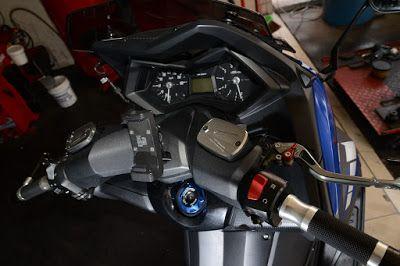CUSTOM MOTO:YAMAHA Tmax 530 by 風神車業