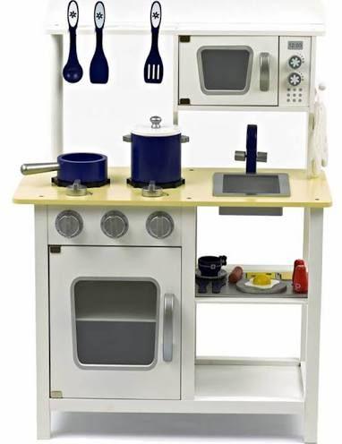 kuchnia drewniana dla dzieci