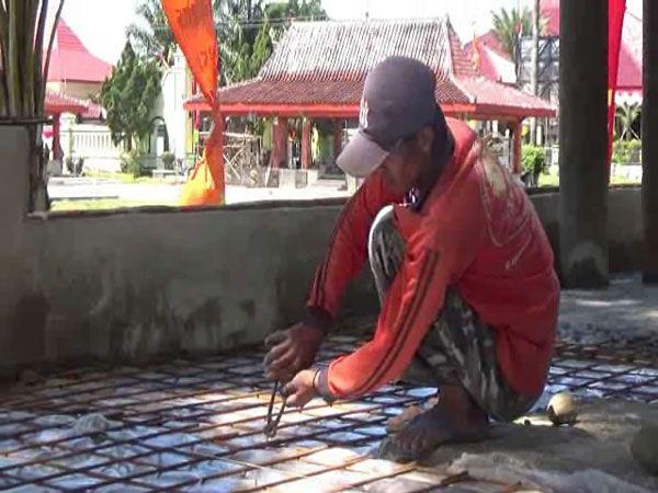 Face Of Alun-Alun Mabetan Baru Rampung Tahun Depan