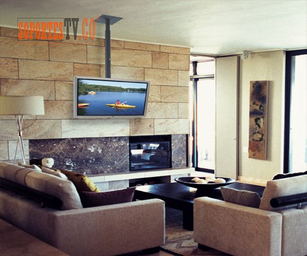 Las 25 mejores ideas sobre soportes de televisores de - Tv en la pared ...
