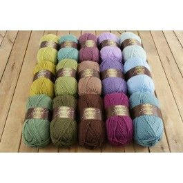 Attic24 Moorland Crochet Along Stylecraft Special DK (15 Shades)