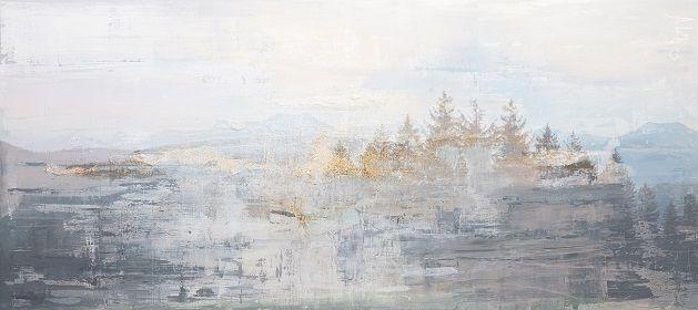 """Obraz na płótnie """"Winter Landscape"""""""