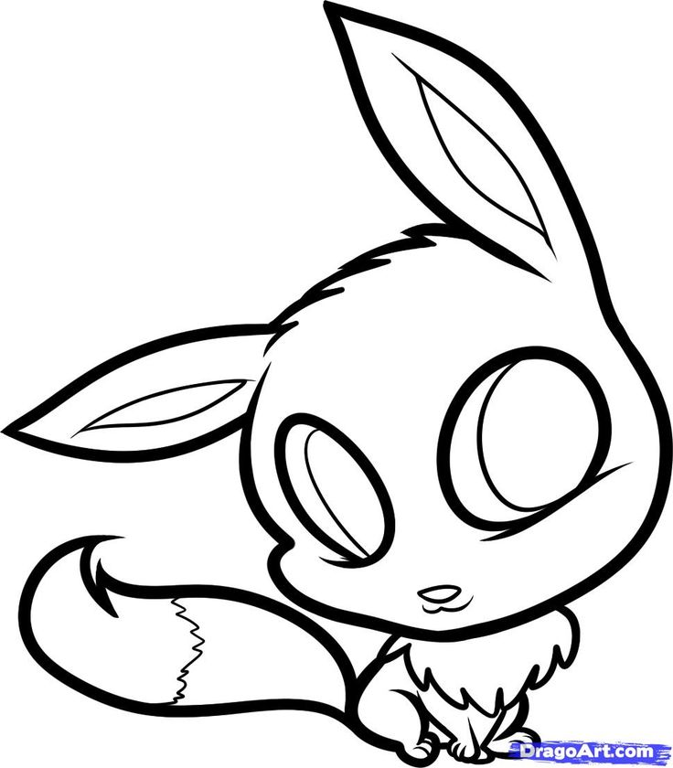 pokemon chibi coloring pages - photo#9