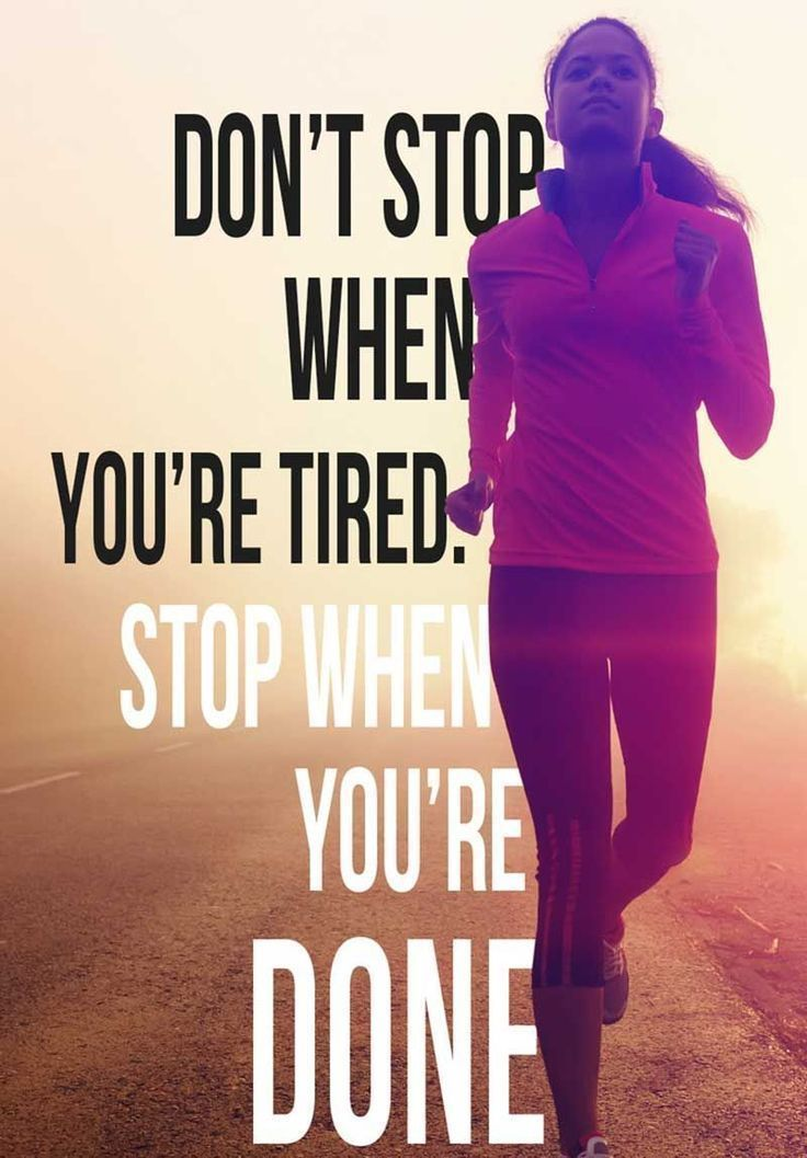 Your Body Will Go Further Than You Think Fitness Zitate