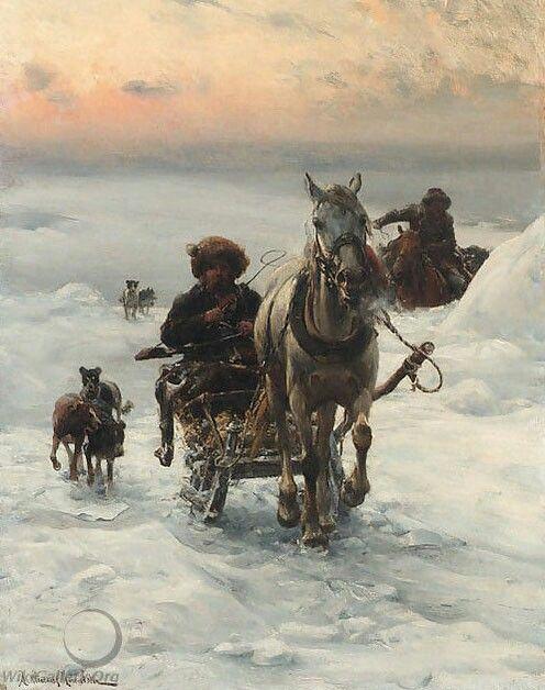 Alfred Wierusz-Kowalski   For Krassimir!