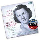 Mado Robin Chante Extraits de Mireille & Lucie de Lammermoor [CD]