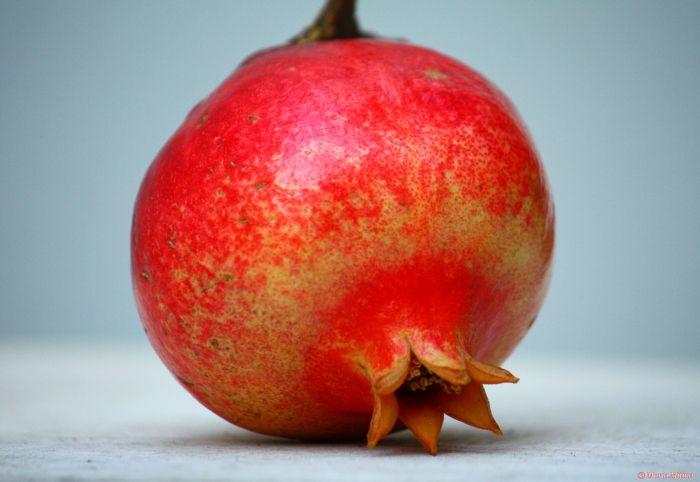Pomegranate, an autumn fruit