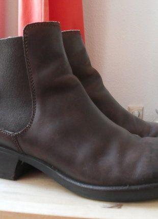 Kaufe meinen Artikel bei #Kleiderkreisel http://www.kleiderkreisel.de/damenschuhe/stiefeletten/137795086-fly-london-klass-chelsea-boots-make-dunkelbraun-neuwertig-fly-london-chelsea-boots