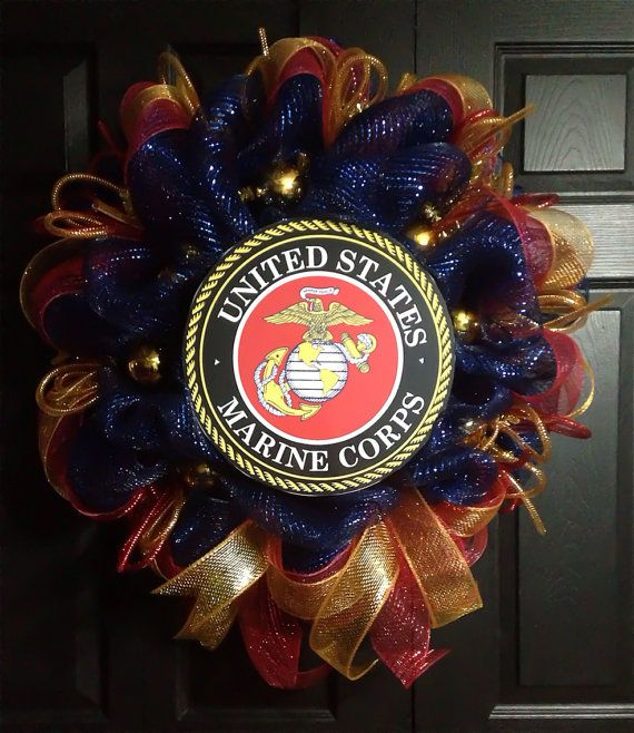 Military Ball Decorations: 46 Best Marine Corp Christmas Tree Ideas Images On Pinterest