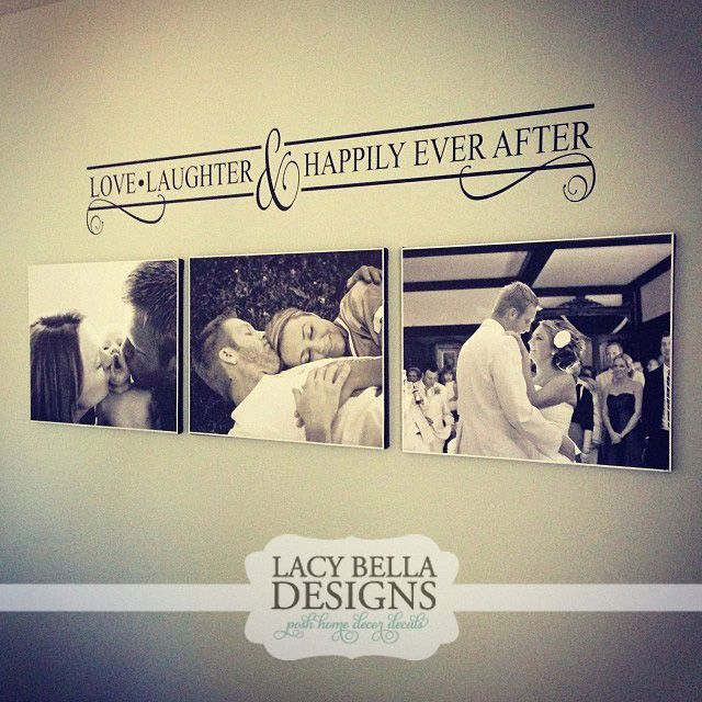 """Master Bedroom Design: """"Love and Laughter and Happily Ever After"""" What a great koozie design! - https://www.kooziez.com/to-love-laughter-and-happily-ever-after/"""