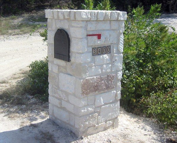 17 Best Images About Mailboxes On Pinterest Faux Stone