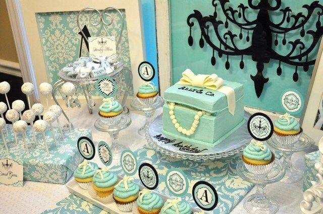 Tiffany & Co., Breakfast At Tiffany's Birthday Birthday