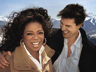 Oprah and Tom Cruise's Telluride Tell-All