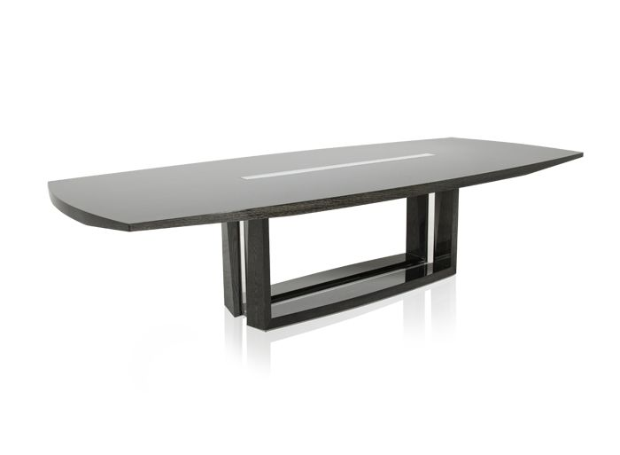 parker dining table hellman chang  parker dining table hellman chang: extension table f