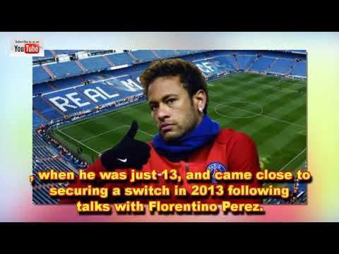 PSG promise to sell Neymar to Real Madrid on one condition