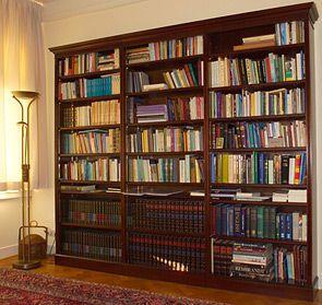 Buckingham boekenkasten