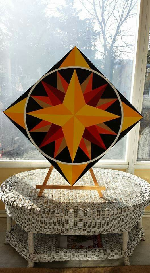 526 Best Barn Quilts Images On Pinterest Painted Barn Quilts Barn