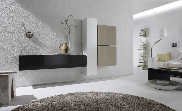 Έπιπλα Σπιτιού - Σύνθεση Τοίχου Linea Color 3