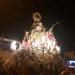 Virgen del Carmen Los Cristianos