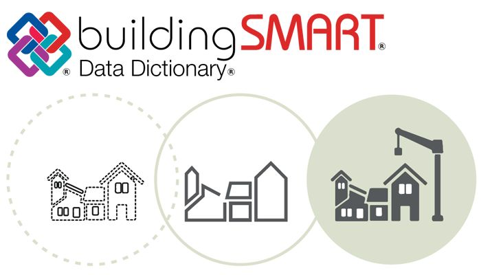 buildingSMART is all about the same language being used at all the stages of construction