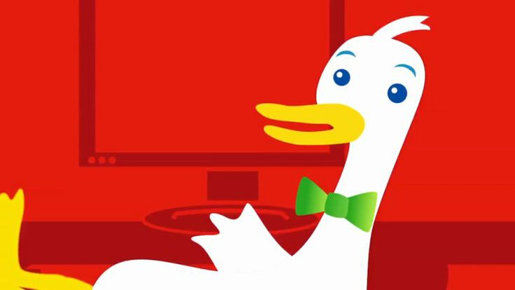 DuckDuckGo: Search engine that doesn't track you down.