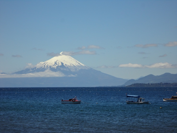 Volcan Osorno, Puerto Varas Chile   South Chile