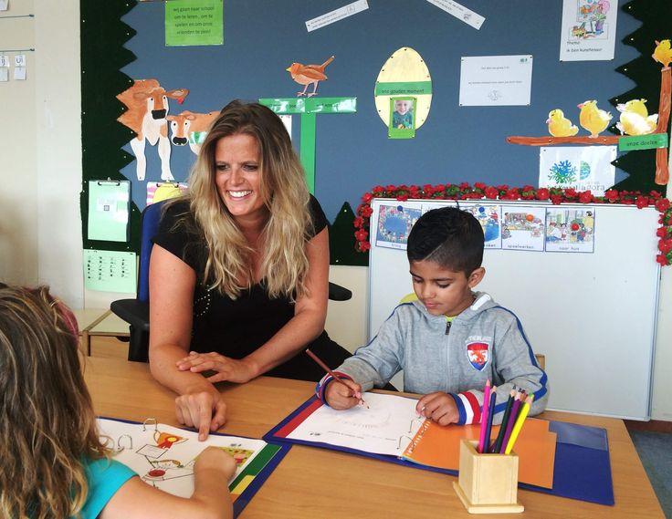 Eigenaarschap van het kind, educatief ouderschap met ouders en de professionele leerkracht vormen de kern van ons onderwijs