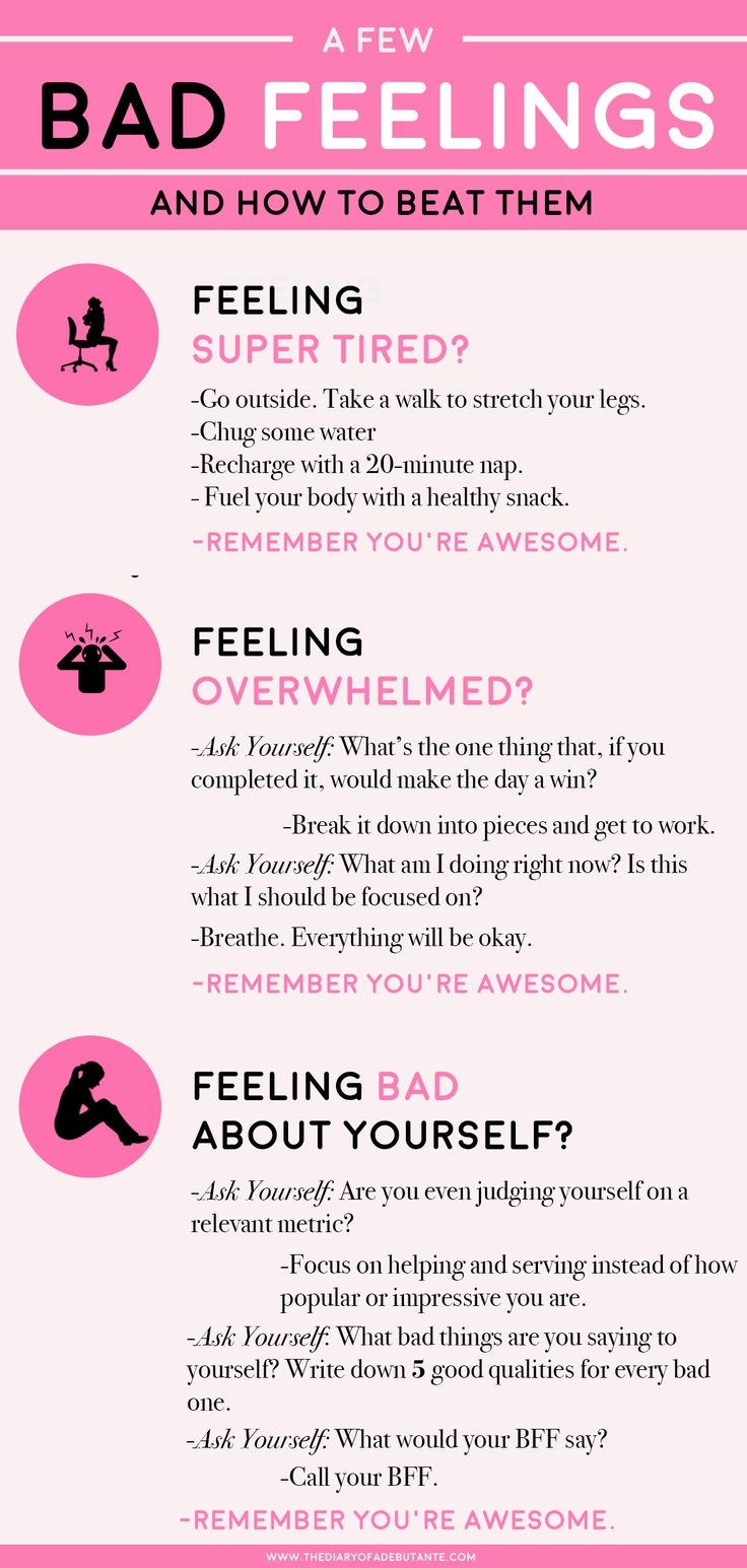 A few bad feelings-- and how to beat them. Use this positive thinking chart for a boost of positivity whenever you're having a bad day at work!   All About Perspective: A Cynic's Guide to Thinking Positively by blogger Stephanie Ziajka from Diary of a Debutante